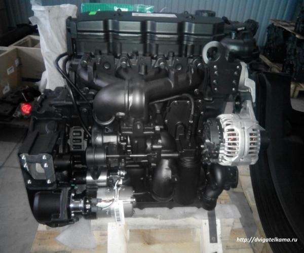 Двигатель Cummins 4ISBe 185 на КАМАЗ