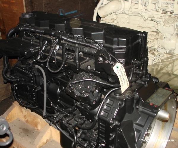 Двигатель КАМАЗ 6ISBe 210 Cummins