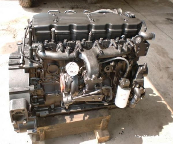 Двигатель КАМАЗ 6ISBe 300 Cummins