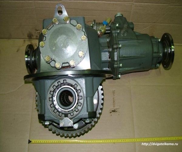 Редуктор Камаз 53205-2502011 Средний с МОД и МКБ