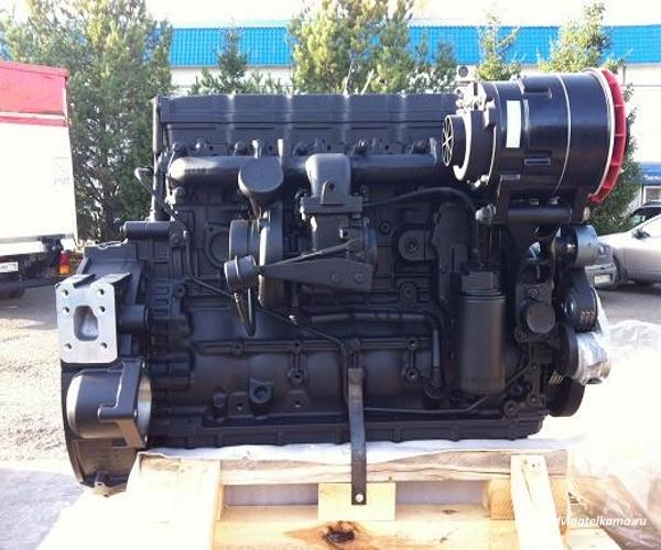Двигатель Cummins 6ISBe 285 на КАМАЗ