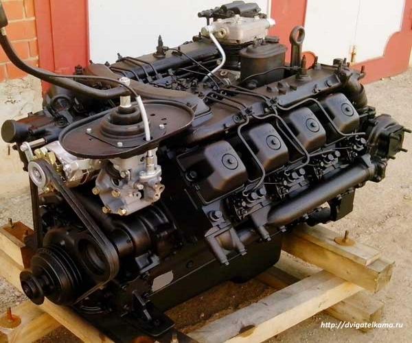 Двигатель КамАЗ 740.11-240 Евро 1