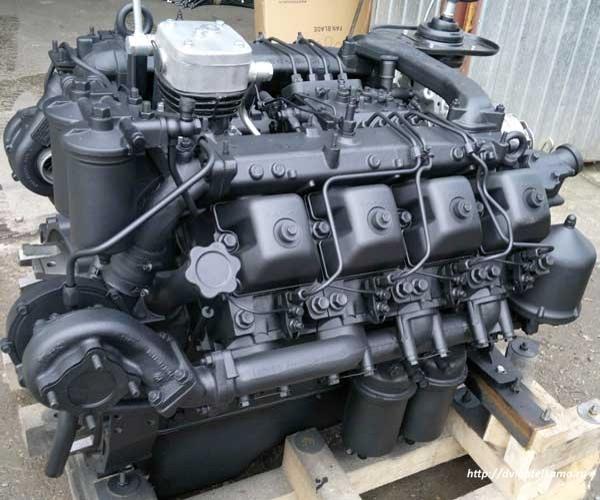 Двигатель КамАЗ 740.13-260 Евро 1