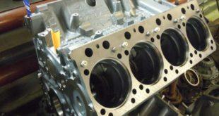 Блок цилиндров камаз 740.21-1002012-10