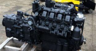 Двигатель КАМАЗ 740.1000300 с КПП-152