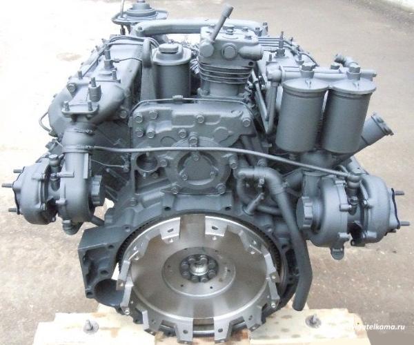 Двигатель КАМАЗ Урал 4320