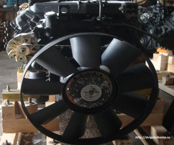 Двигатель КАМАЗ 740.50