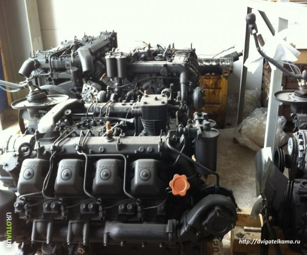 Двигатель КАМАЗ 740.60