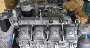 Двигатель КАМАЗ 740.60-1000400 Евро-3 Bosch