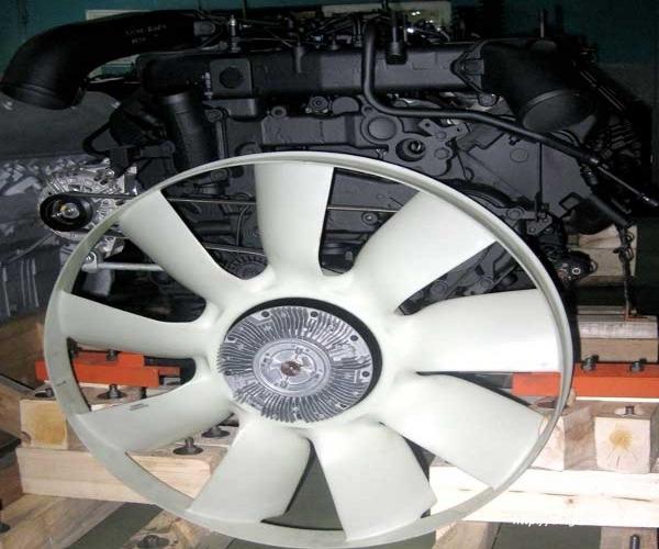 Двигатель КАМАЗ 740.62