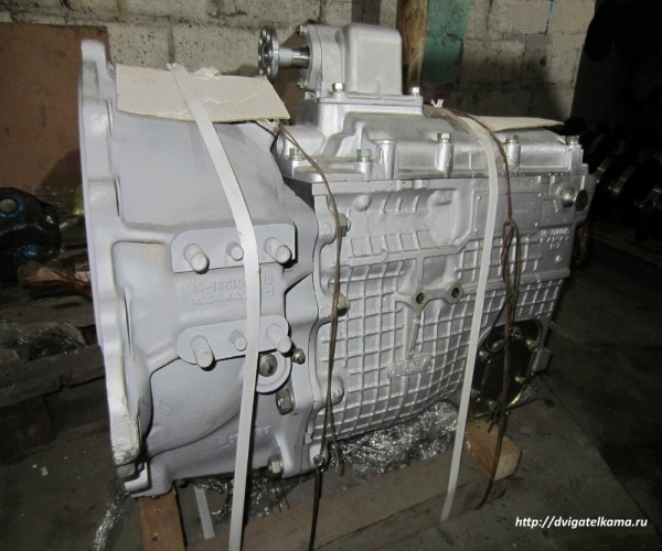 Коробка передач Камаз 141 КПП