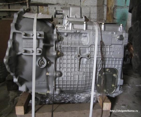 Коробка передач Камаз 14 КПП