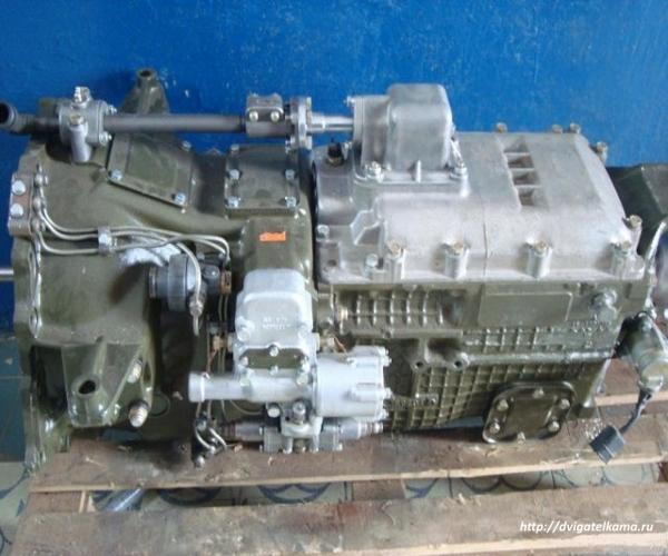 Коробка передач Камаз 152 КПП