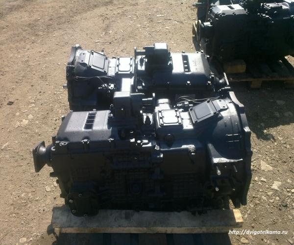 Коробка передач Камаз 154 КПП