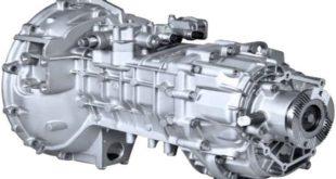 Коробка передач Камаз ZF 6HP504 C КПП
