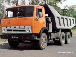 Редуктор КАМАЗ 5511