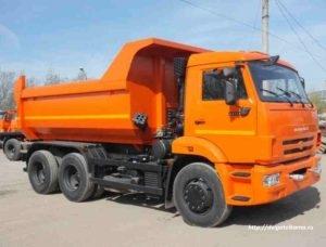 Редуктор КАМАЗ 65115