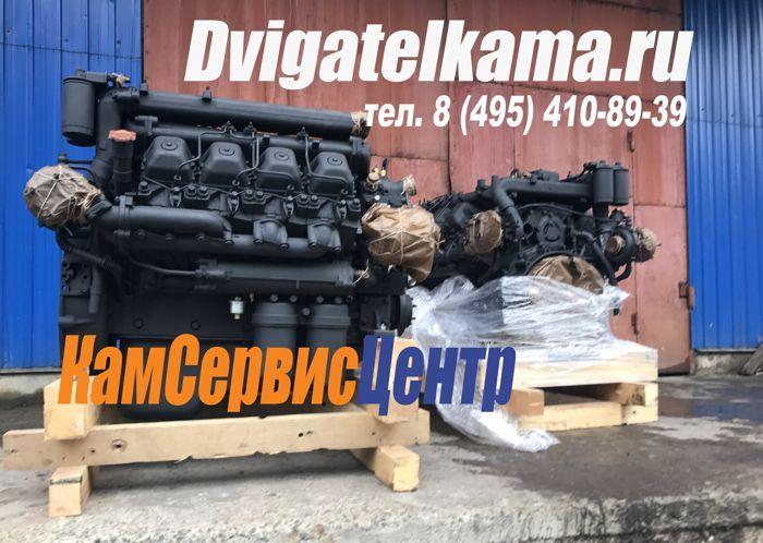 Купить двигатель КАМАЗ компания КамДизельЦентр