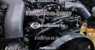 Двигатель КАМАЗ 740.70 и 740.73 евро 4