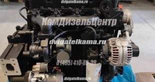 Двигатель Cummins 4ISBe-185 на КамАЗ (3)