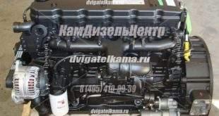 Двигатель Cummins 6ISBe-245 (1)