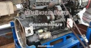 Двигатель Cummins 6ISBe-270 (3)