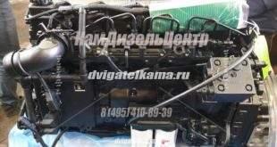Двигатель Cummins ISB6.7-300 Евро-4 (1)