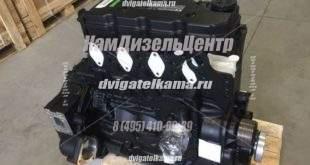 Сummins 4isbe LONG BLOCK SO75421 Евро-3 (2)