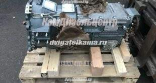 Коробка передач КамАЗ 152 (1)