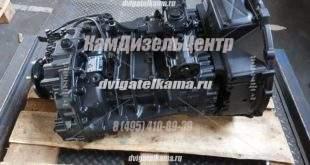 Коробка передач на КамАЗ ZF 9S 1310
